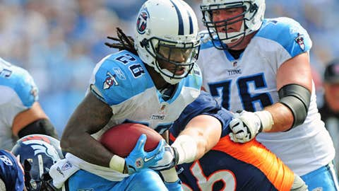 Tennessee Titans at Cleveland Browns (Sunday, 1 p.m. ET, CBS)
