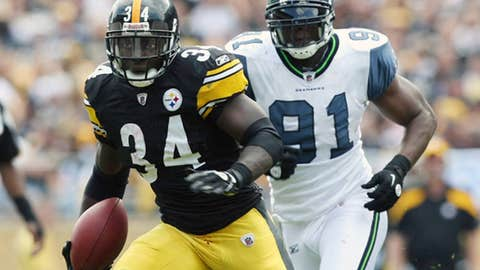 Pittsburgh Steelers at Houston Texans (Sunday, 1 p.m. ET, CBS)