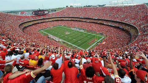 Minnesota Vikings at Kansas City Chiefs (Sunday, 1 p.m. ET, FOX)