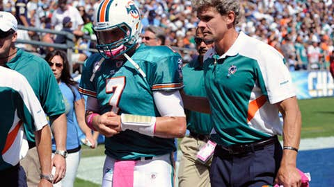 Is any team in worse shape than the Dolphins?