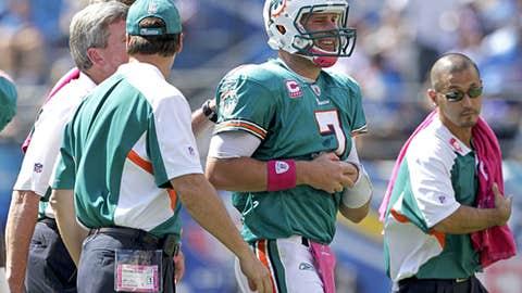 Chad Henne, QB, Dolphins
