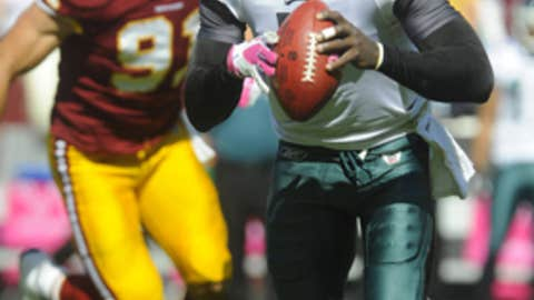 The Eagles need Vick on the field
