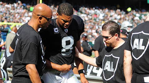 Jason Campbell, QB, Raiders