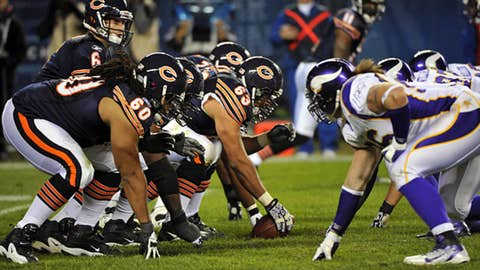 Chicago Bears at Tampa Bay Buccaneers in London (Sunday, 1 p.m. ET, FOX)