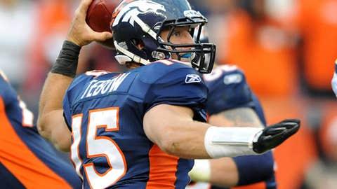 Denver Broncos at Miami Dolphins (Sunday, 1 p.m. ET, CBS)