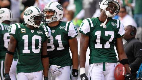 New England Patriots at New York Jets (Sunday, 8:20 p.m. ET, NBC)