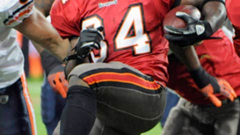 Earnest Graham, RB, Buccaneers
