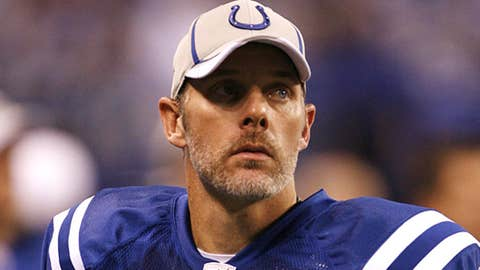 Kerry Collins, QB, Indianapolis Colts