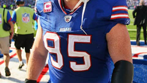 Kyle Williams, DT, Bills