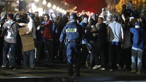 Mob scene