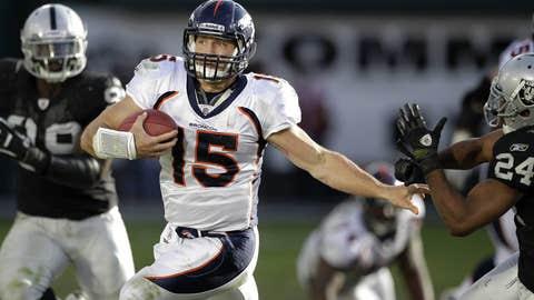 Devner Broncos at Kansas City Chiefs (Sunday, 1 p.m. ET, CBS)