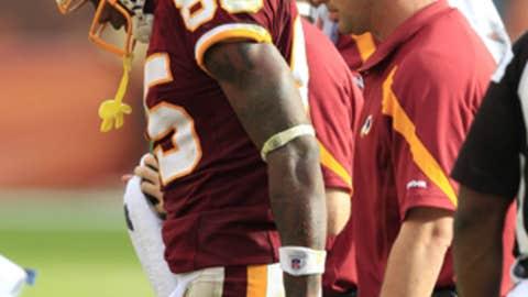 Leonard Hankerson, WR, Redskins