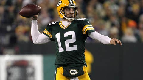 Guy: Aaron Rodgers