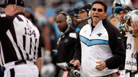 Goat: Ron Rivera