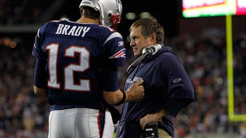Guys: Bill Belichick and Tom Brady