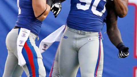 Philadelphia Eagles at New York Giants (Sunday, 8:20 p.m. ET, NBC)