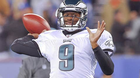 Vince Young does his part
