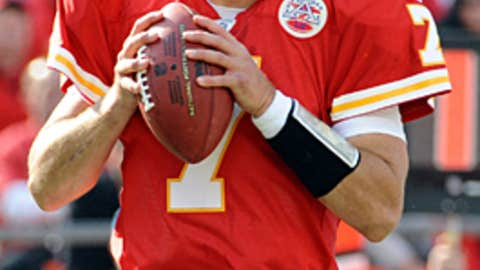 Matt Cassel, QB, Kansas City Chiefs