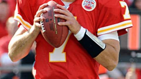 Matt Cassel, QB, Kansas City Chiefs
