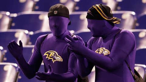 Thankful for purple