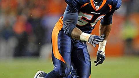 Denver Broncos at San Diego Chargers (Sunday, 4:15 p.m. ET, CBS)