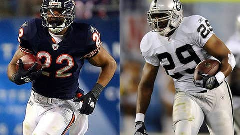 Chicago Bears at Oakland Raiders (Sunday, 4:05 p.m. ET, FOX)