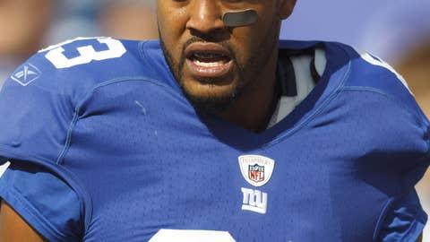 Michael Clayton, WR, Giants