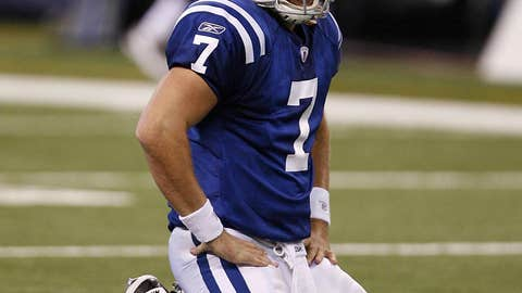 The Colts missed their best chance