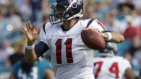 Matt Leinart, QB, Houston Texans