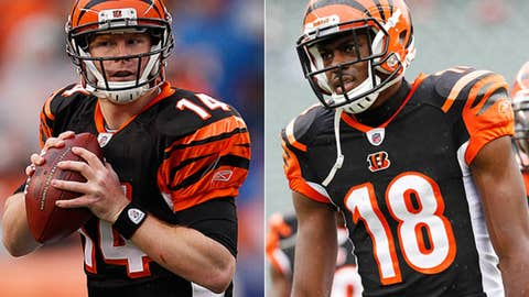 Guys: Andy Dalton, AJ Green