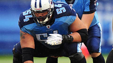 Guys: Titans' offensive line