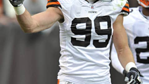 Scott Fujita, LB, Cleveland Browns