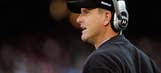 Harbaugh, 49ers agree to table extension talks until after season