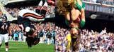 Football players or cheerleaders?