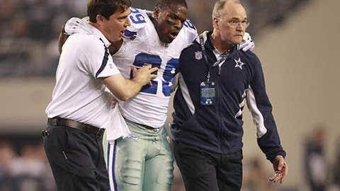 DeMarco Murray, RB, Dallas Cowboys