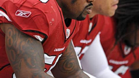 Joey Porter, LB, Arizona Cardinals