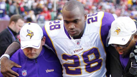 Adrian Peterson, RB, Minnesota Vikings