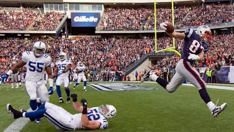 Week 13: Pats 31, Colts 24