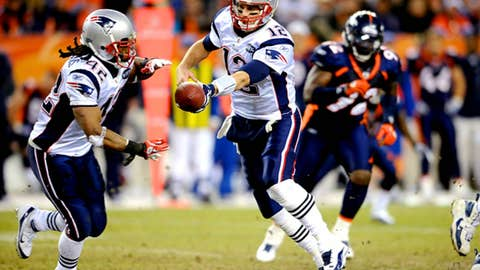 Week 15: Patriots 41, Broncos 23