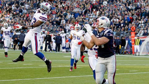 Week 17: Patriots 49, Bills 21