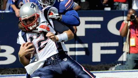 Week 3: Bills 34, Patriots 31