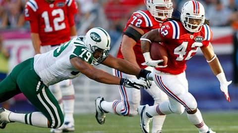 Week 5: Patriots 30, Jets 21