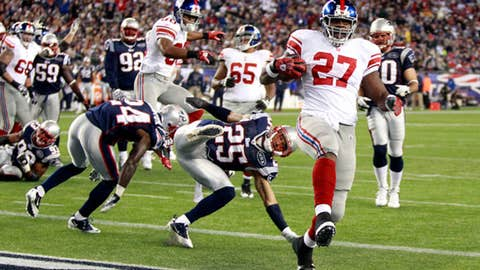 Week 9: Giants 24, Pats 20
