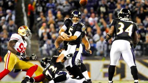 Ravens 16, 49ers 6