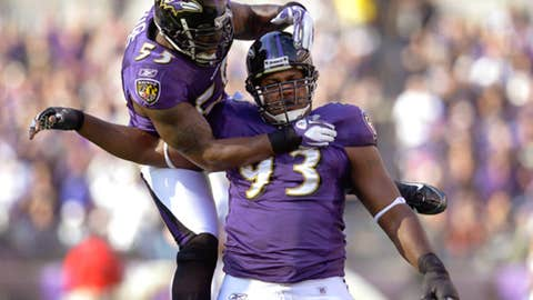 Ravens 24, Colts 10