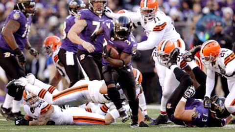 Ravens 20, Browns 14