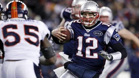 AFC Divisional Playoffs: Patriots 45, Broncos 10