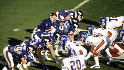 Super Bowl XXI - New York Giants 39, Denver 20