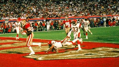 Super Bowl XXIII - San Francisco 20, Cincinnati 16