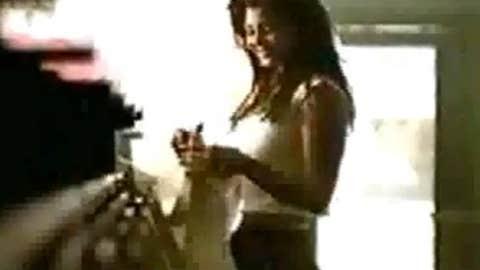 1998: Doritos - Ali Landry